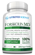 Forskolin MD Small Bottle